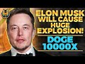 Huge dogecoin explosion is coming because of elon musk must watch mp3