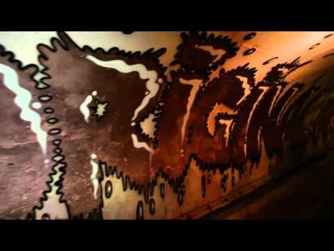 Graffiti vandals deface history Wookey Hole cave