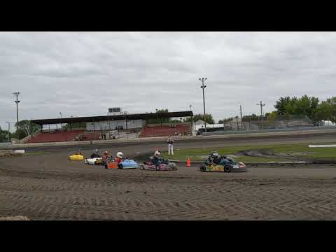 Sep 14 Stock Heat (1B) - Arlington Raceway