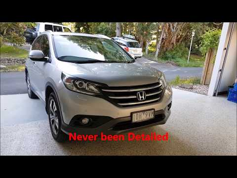 2014 Honda CRV Polish Interior/Exterior Coating - Part 1 New Music/Dance Moves