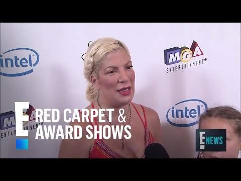 Tori Spelling Reveals the Best Thing About BFF Jennie Garth  E! Live from the Red Carpet
