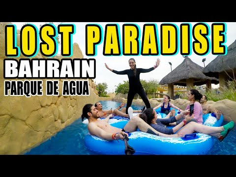 The Lost Paradise of Dilmun, Bahrain - Water Park