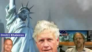 9/11 Truth:  Was Mossad in Charge?  Kevin Barrett, Dimitri Khalezov and Gordon D