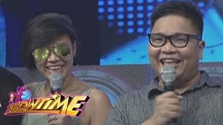 It's Showtime: Andie surprises her husband Jugs