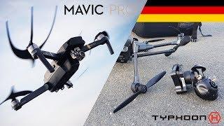 DJi MAVIC Pro CHECK & Typhoon H CRASH! (Deutsch)