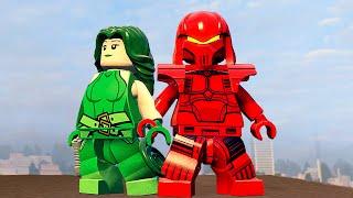 СВОБОДНАЯ ИГРА в LEGO Marvel's Avengers - Часть 4