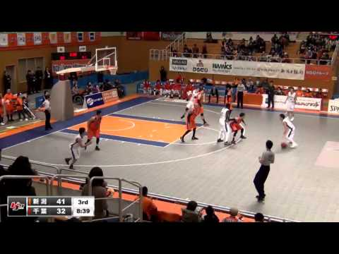 Joe Werner 2012-13 Basketball Highlights Chiba Jets, Japan - Bj League
