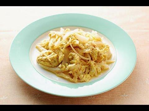 【楊桃美食網】洋蔥炒蛋