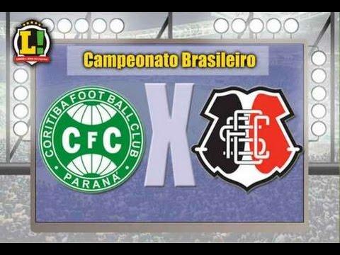 RODADA 35º, BRASILEIRÃO SERIE A 2016 CORITIBA 1-0 SANTA CRUZ MELHORES MOMENTOS 16/11/2016