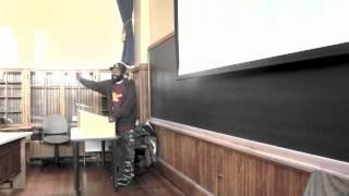 African History Lecture with Zavara Mponjika