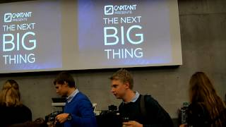Live stream Capitant - The Next Big Thing (11-10)