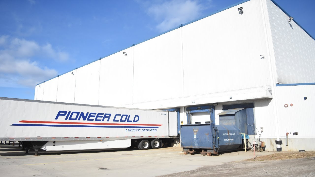Pioneer Cold Logistic Services | We've Got this Down Cold