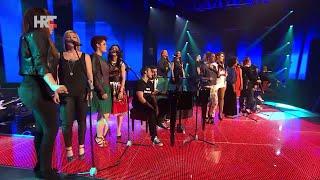 """20 natjecatelja: """"Oprosti"""" - The Voice of Croatia - Season1 - Live6"""