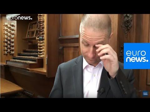 El organista de Notre Dame cuenta cómo vivió el incendio de la catedral de París