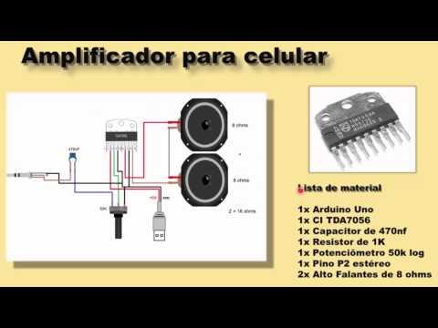 Tutorial - Amplificador para Arduino ou Celular