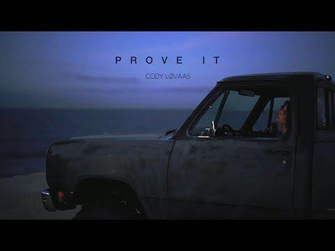 Cody Lovaas - Prove It [Audio]