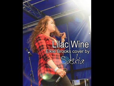 Elkie Brooks - Lilac Wine - cover - 16 year old Saskia