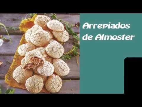 RECEITA DE ARREPIADOS DE ALMOSTER