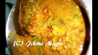 Bean Stew Recipe - Jikoni Magic
