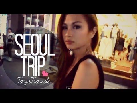 TRAVEL WITH ME: SEOUL S.KOREA  서울특별시 Insadong & Hongdae
