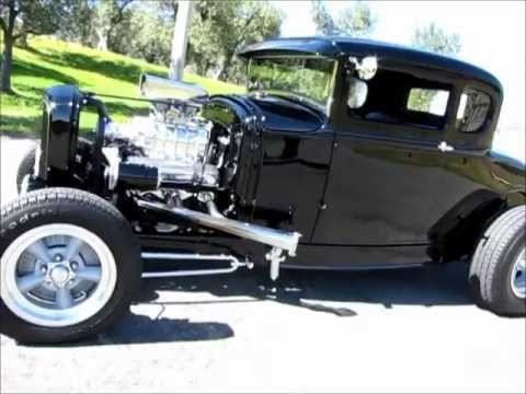 1930 ford model a 5 window coupe for sale youtube