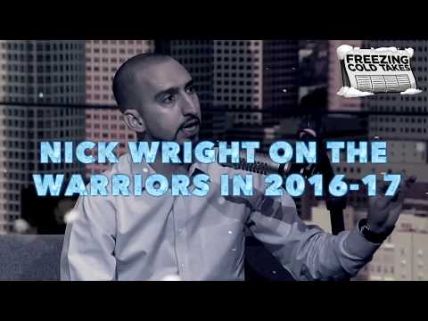 FS1's Nick Wright Cavaliers-Warriors NBA Finals prediction FAIL