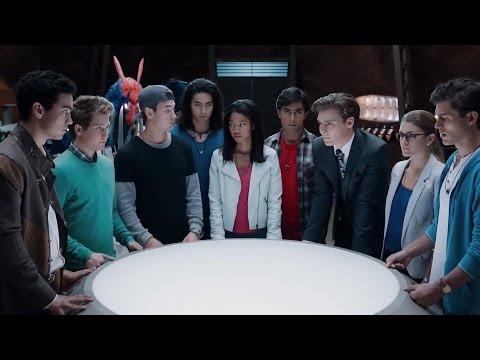 Power Rangers Dino Super Charge - The Rangers Rock - Final Scene (Episode 18)