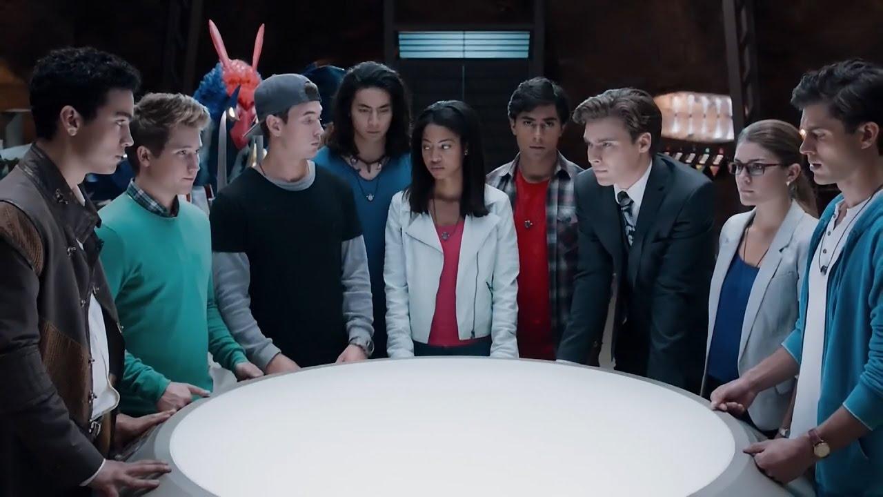 Recap: Power Rangers Dino (Super) Charge, Episode (7) 27 ...