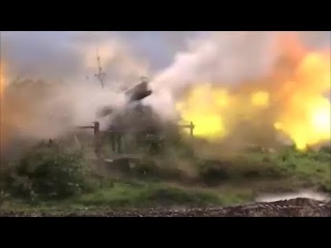 """Russia Military Capability 2018: """"7"""" Minutes Of Fury."""