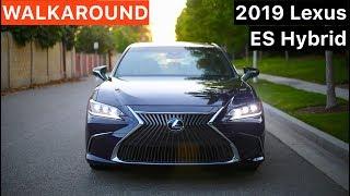 2019 Lexus ES300h WALKAROUND