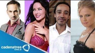Elenco que encarnará la película de Cantinflas / Cast that embody Cantinflas film
