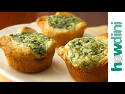 Simple quiche recipes How to make mini quiches