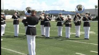Parris Island Marine Band - Sing, Sing, Sing