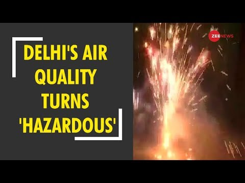DNA analysis of Delhis bad air quality after Diwali