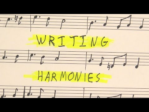 The Trick To Writing Harmony Lines