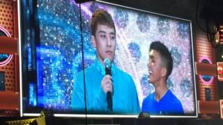 Video 2016.07.22 BIGBANG VIP TOUR IN HONGKONG - SEUNGRI TALK WITH FANBOY download MP3, 3GP, MP4, WEBM, AVI, FLV Agustus 2018