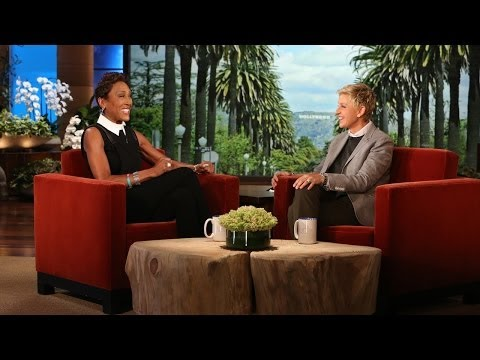 Robin Roberts Discusses Her Girlfriend