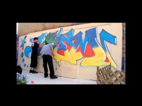 NEW YORK GRAFFITI ROCK SOEM ONE!!!