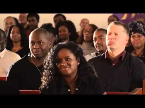 Gary Owens Black Friend take him to a black church