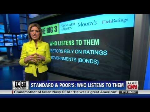 Credit ratings agencies 101