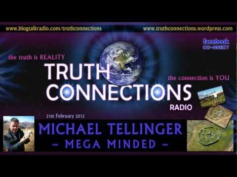 Michael Tellinger: Mega Minded - Truth Connections Radio