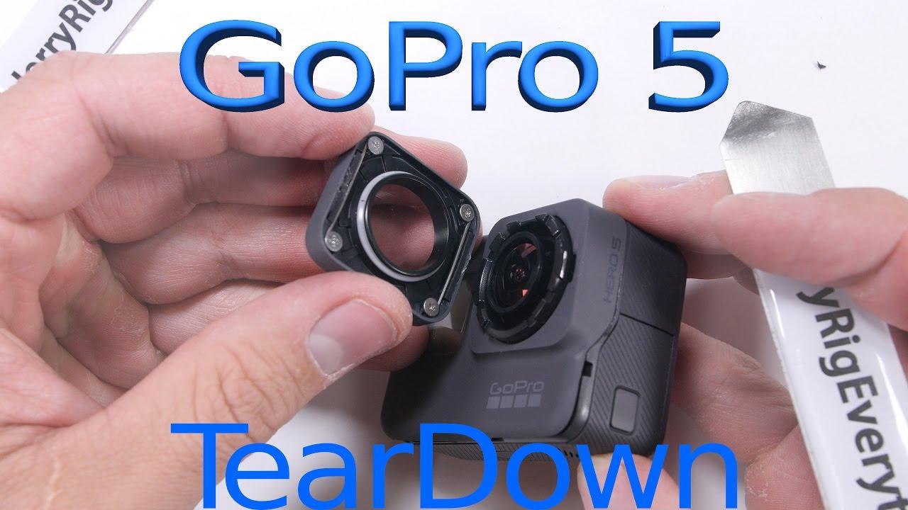 GoPro 5 Teardown