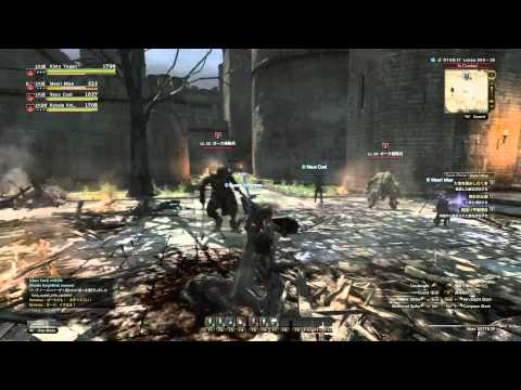 [Live Stream] Dragon's Dogma Online - High Level Fighter Play!