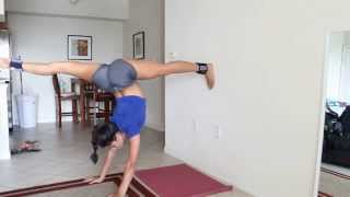 How to get your Needle - Advance Stretching