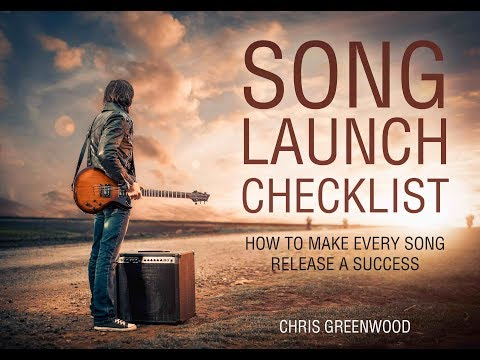 Music Marketing & Promotion Checklist For Artists & Musicians