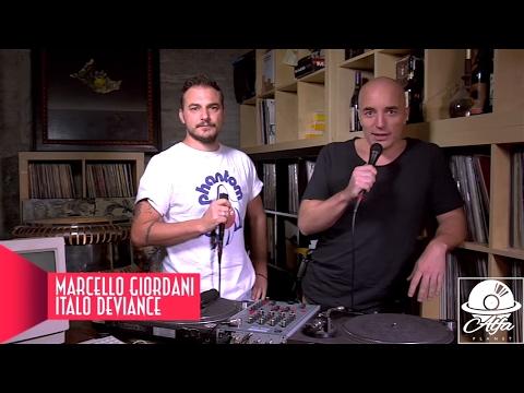 [ITA/ENG SUB] Marcello Giordani (MARVIN & GUY - ITALO DEVIANCE) - INTERVIEW - Musica A Fette #5