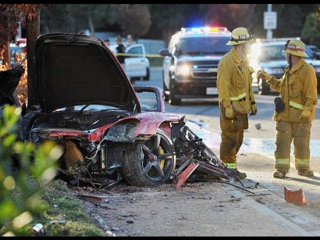 Muere en choque Paul Walker actor de 'Rápido y Furioso' Videos De Viajes