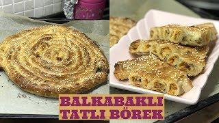 Balkabaklı Tatlı Börek Tarifi - Naciye Kesici - Yemek Tarifleri