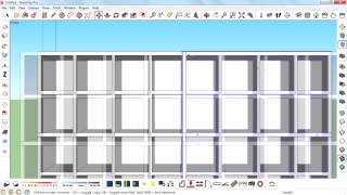 How To Make A Shelf in Sketchup.