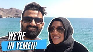 YEMEN TRAVEL VLOG #1 - First visit home since the war  | جولة في عدن، اليمن بعد 4 سنين حرب
